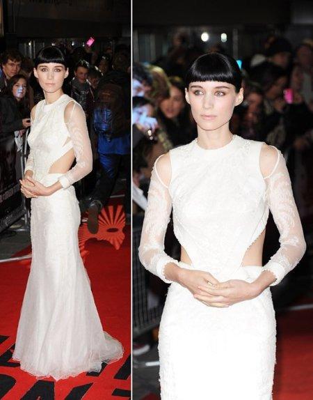 Rooney Mara Givenchy AC