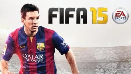 Messi se lleva el balón de oro en Brasil y la portada del FIFA 15