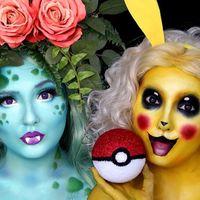 Este Halloween conviértete en un Pokémon  con estos 7 tutoriales