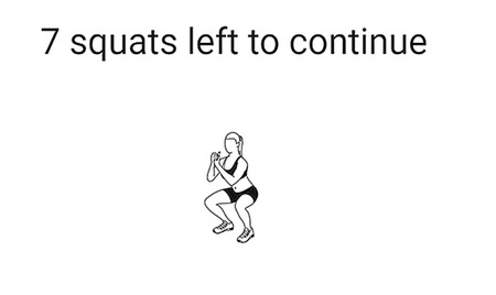 Squat Captcha The Worst Captcha Ever Forces You To Do 10 Squats Product Hunt