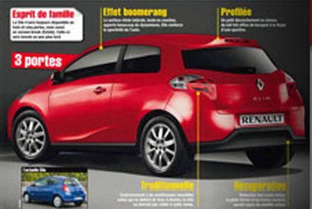 Recreaciones del Renault Clio 2011, ¿lo aprobamos?