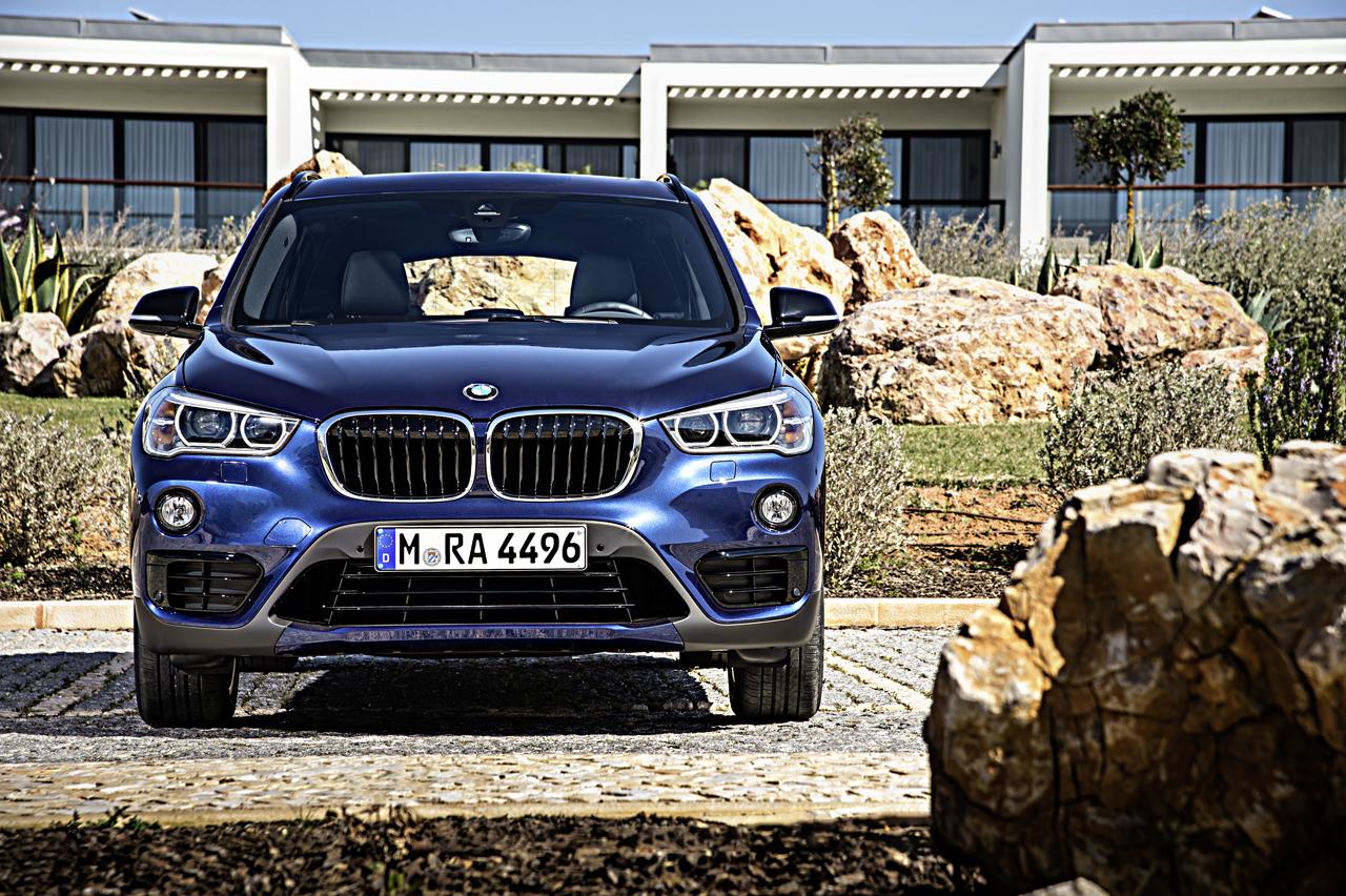 Foto de BMW X1 2015 (4/18)