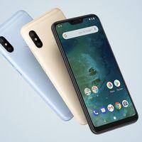 Xiaomi Mi A2 Lite Android One por sólo 130 euros en El Corte Inglés