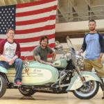 La mototerapia de Indian Motorcycles ayuda a los veteranos de guerra con discapacidades