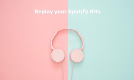 Descubre cuáles son tus artistas y canciones más reproducidos en Spotify