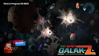 Toda acción cuenta con el tráiler de Galak-Z: The Dimensional