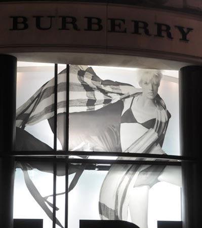 Agyness Deyn fuera de Burberry por ser demasiado famosa