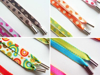 Originales cordones para personalizar tus zapas