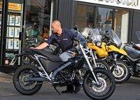 El mercado se decanta en 2011 por las motos usadas