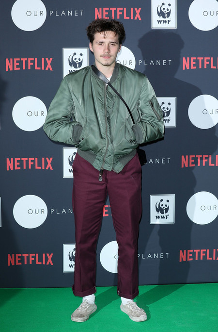 Netflix And Wwf Our Planet Press Conference 2