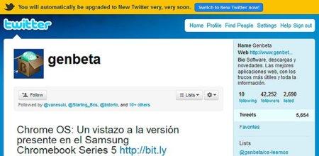 """Twitter eliminará """"muy pronto"""" el antiguo diseño de su interfaz web"""