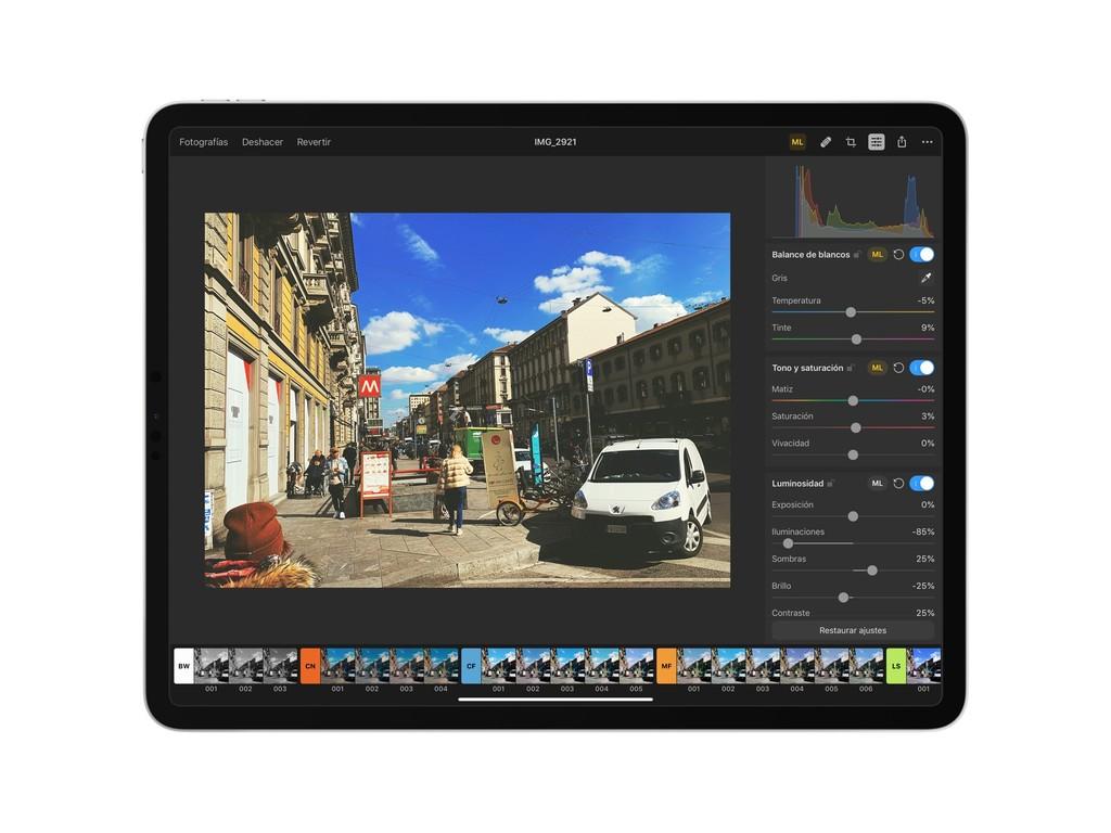 Pixelmator Photo para iPad: la edición profesional de fotografías ya no requiere de un Mac o PC