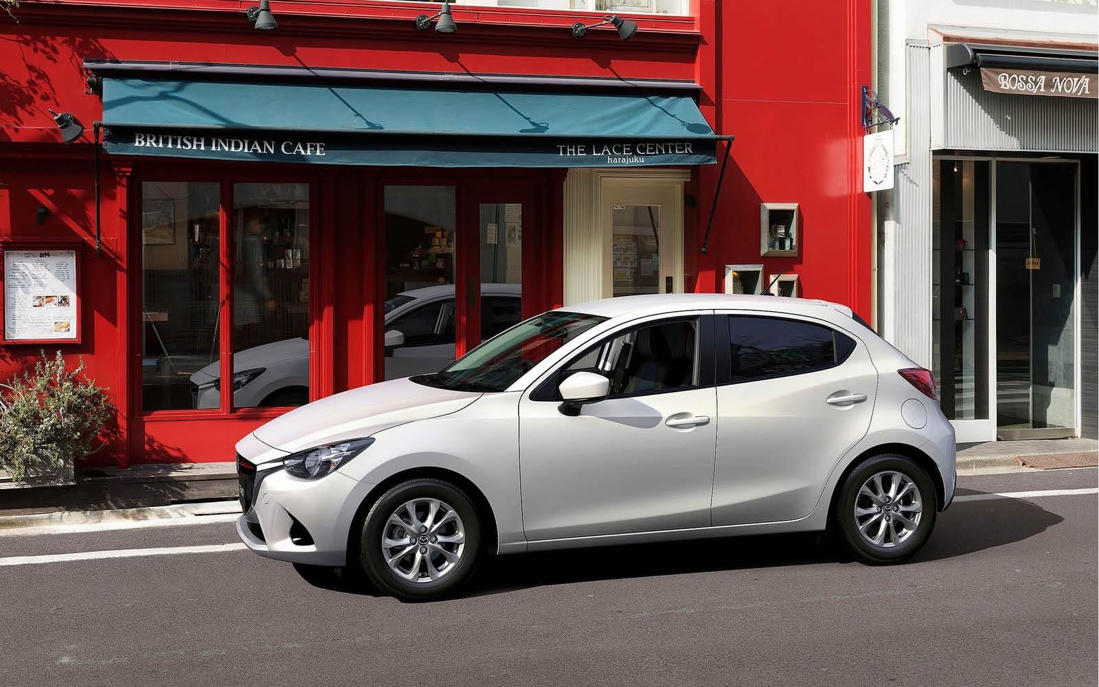 Foto de Mazda 2 2015 (10/24)