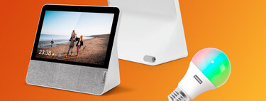 Iníciate en la domótica con el pack Lenovo Smart Display 7 y la bombilla Lenovo Smart Bulb por menos de 60 euros en MediaMarkt