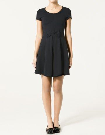Rebajas 2011: Zara vestido estilo chic