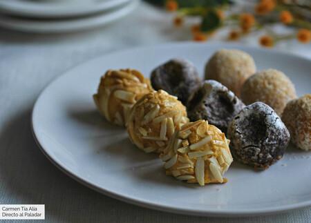 Panellets: receta del clásico dulce de Todos los Santos