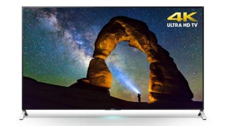El nuevo televisor buque insignia de Sony es más fino que tu teléfono: 4,9mm de grosor