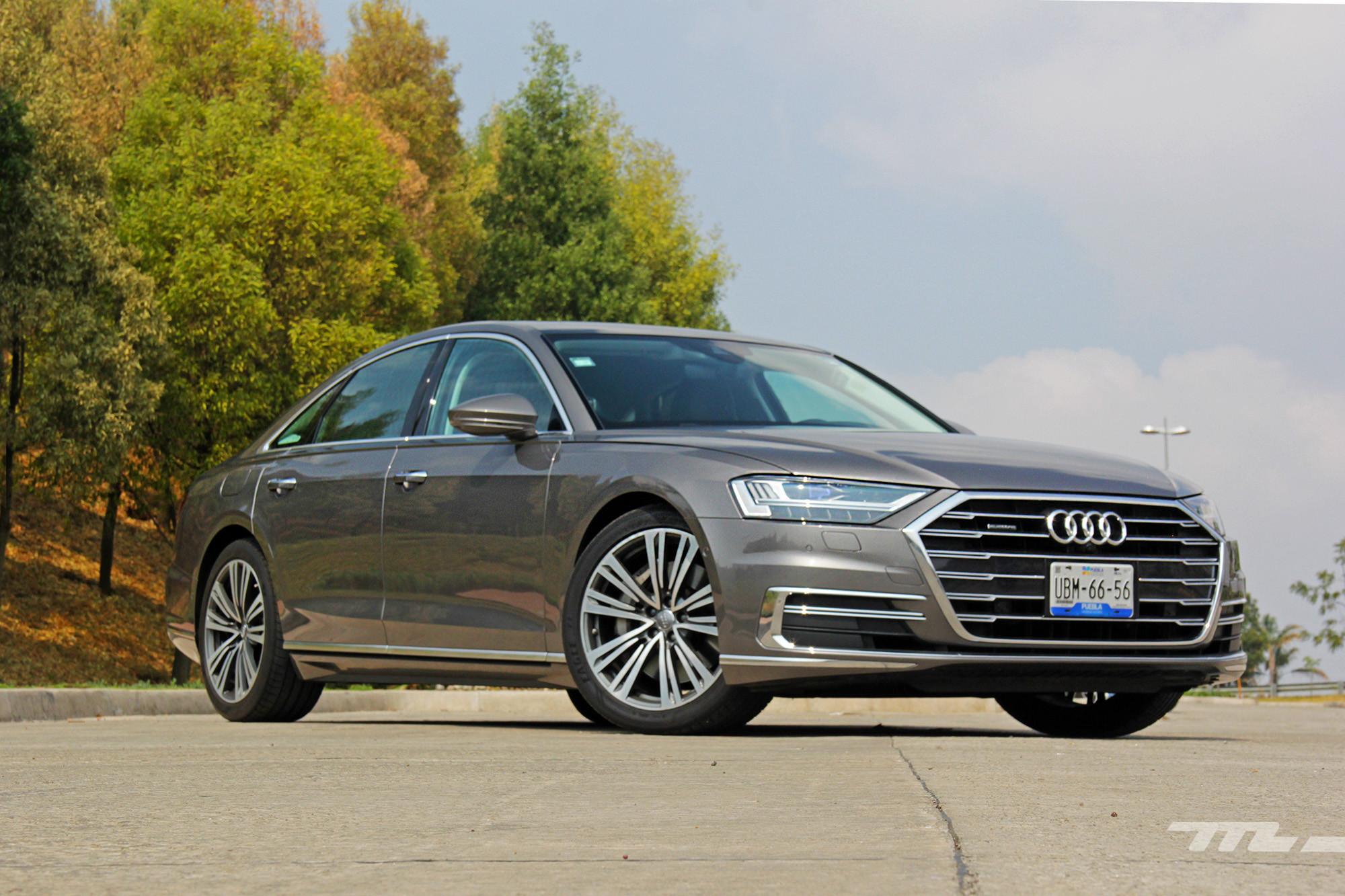 Foto de Audi A8 55 TFSI (18/22)
