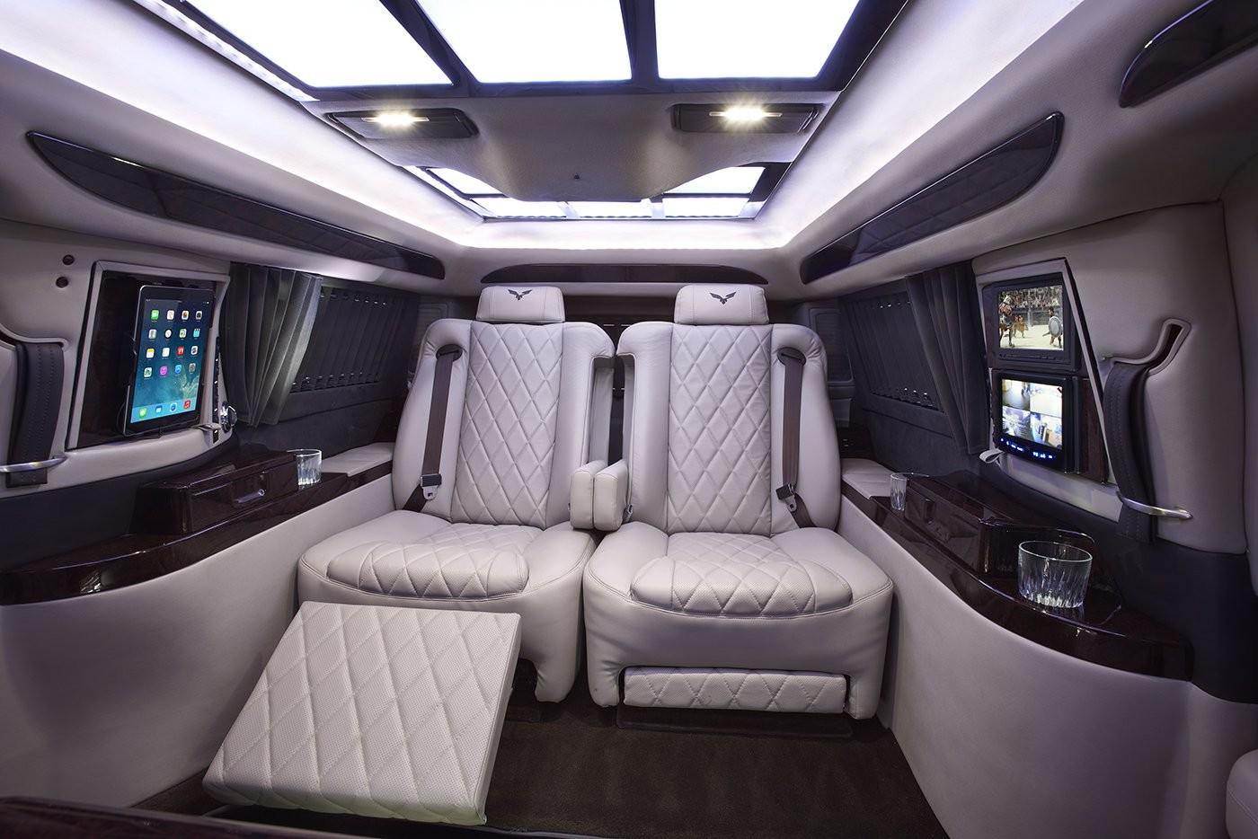 Foto de AddArmor Cadillac Escalade (14/21)