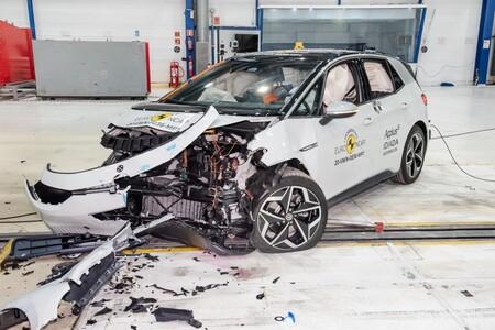 Volkswagen Id 3 Euro Ncap Pruebas Choque 06