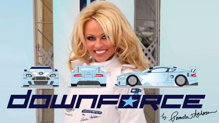 Downforce1, el nuevo equipo de Pamela Anderson