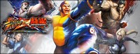 'Street Fighter X Tekken': Mega Man y Pac-Man en exclusiva para PS3 y PS Vita