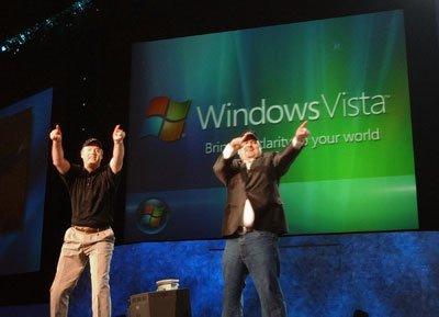 Windows Vista: problemas, retraso y beta 2
