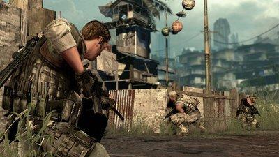 Pura acción bélica en el tráiler de 'SOCOM 4' [E3 2010]