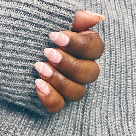 Tus uñas serán tendencia y vestirán en rosa cuarzo