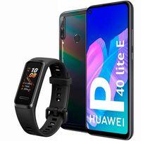 Reloj y pulsera deportiva por sólo 139 euros: hoy en Amazon, el Huawei P40 Lite E junto con la Huawei Band 4 cuesta menos que el smartphone solo en otras tiendas