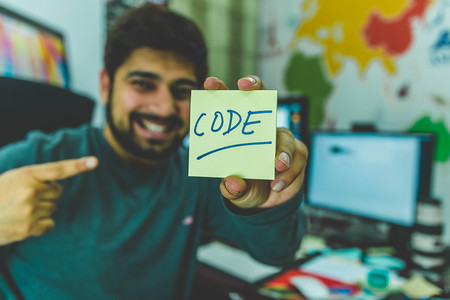 Code Coding Computer 879109