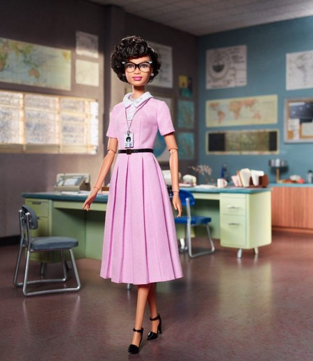 Katherine Johnson Barbie