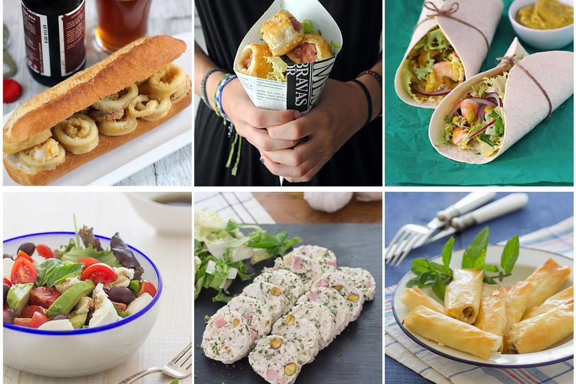 13 recetas para organizar un picnic mientras continúa la pandemia
