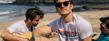 Una buena dosis de color y frescura llega a tu armario con éstas camisetas de Springfield rebajadas a 5,99 euros