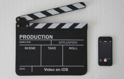 Especial grabación de vídeo en iOS: consejos básicos para comenzar a grabar