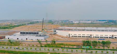 La Gigafactoría 3 de Tesla en China, a punto de caramelo: se prevé que estará lista en agosto
