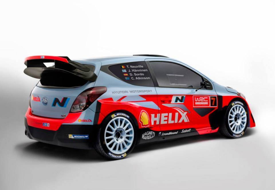 Foto de Hyundai Shell World Rally Team (20/22)