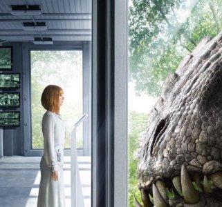 'Jurassic World', nuevo cartel de la secuela de 'Parque Jurásico'