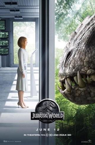 Nuevo cartel de Jurassic World
