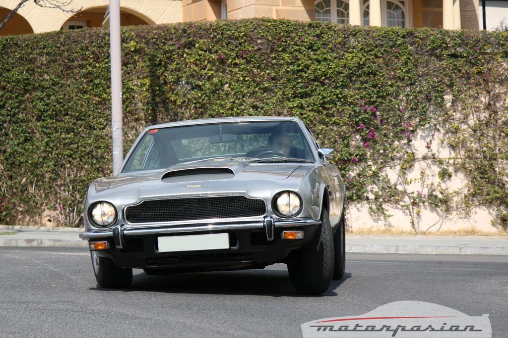 Foto de Aston Martin V8 de 1977 (14/16)