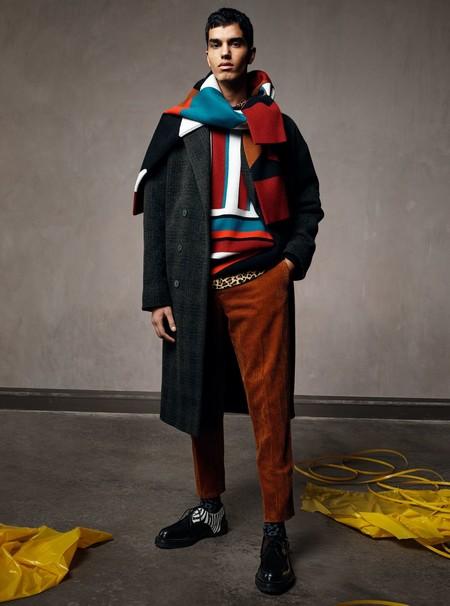 No hay estilismo soso para este invierno que no se pueda arreglar estos jerséis de Zara