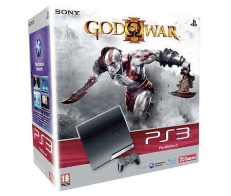 El pack europeo de 'God of War III' presentado. El 17 de marzo puede ser nuestro