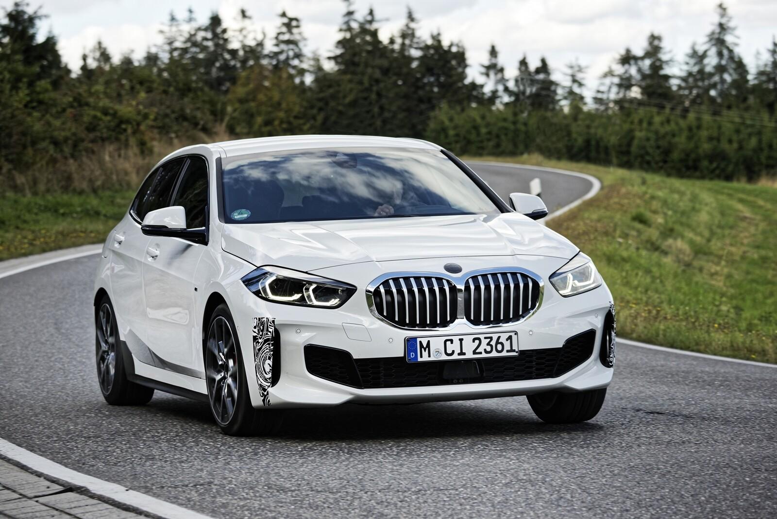 Foto de BMW 128ti 2021 (15/21)