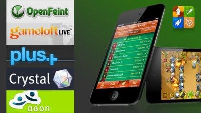 OpenFeint, Plus+, Crystal, Gameloft Live... Alternativas a Game Center