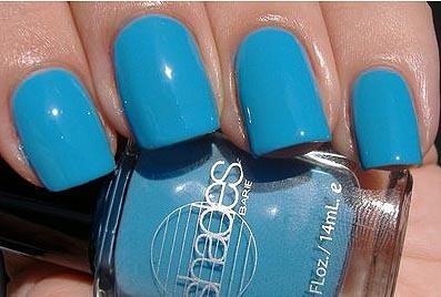 Colores flúor para tus uñas