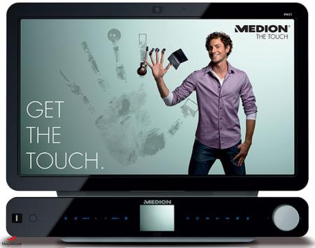 The Touch X9613, el completísimo todo en uno de Medion llega a España