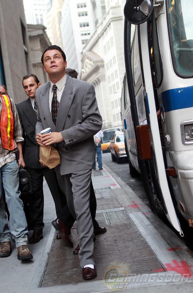 Foto de 'The Wolf of Wall Street', fotos del rodaje de lo nuevo de Martin Scorsese (6/10)