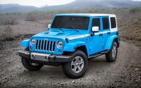 Llega a México el Jeep Wrangler Chief en una edición limitada a 100 unidades