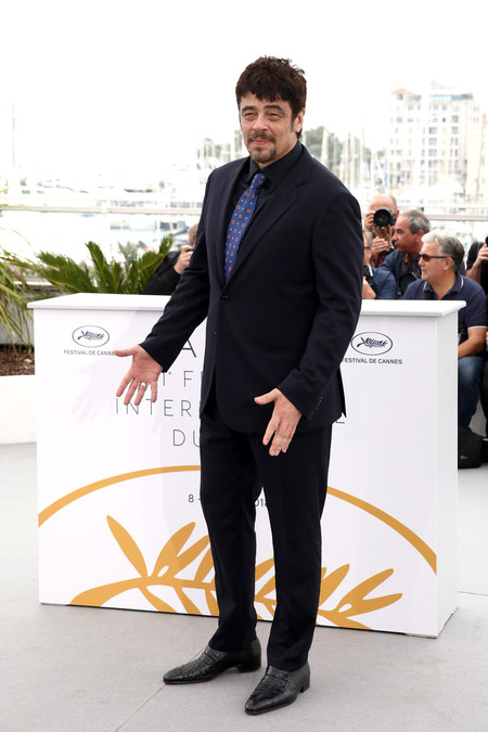 Benicio Del Toro Jury Un Certain Regard Photocall The 71st Annual Cannes Film Festival 3