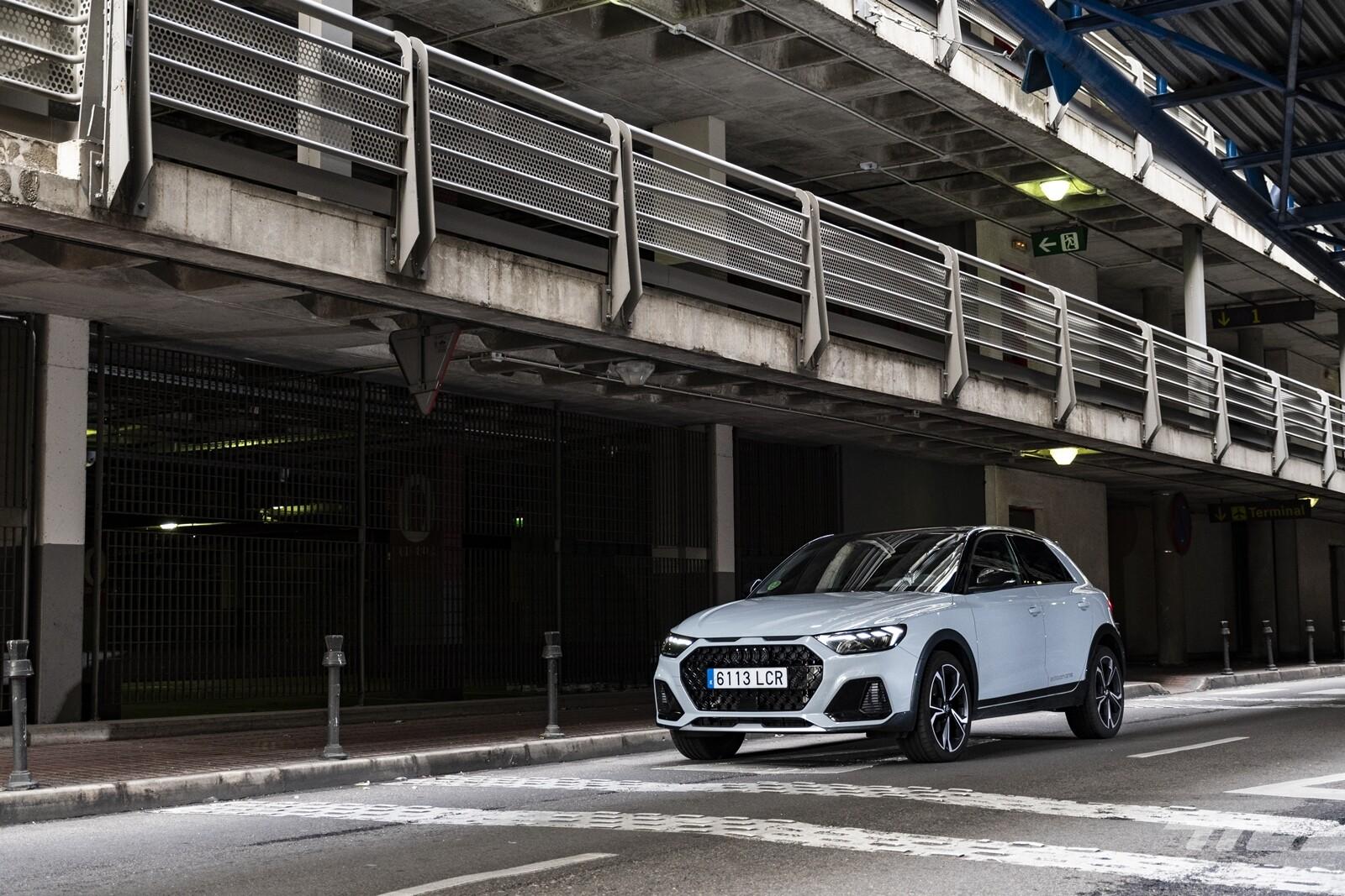 Foto de Audi A1 Citycarver 2020 prueba (29/39)